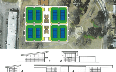 Conway City Council Approves Measures to Go Forward With Building a Tennis Center at Laurel Park  Copy