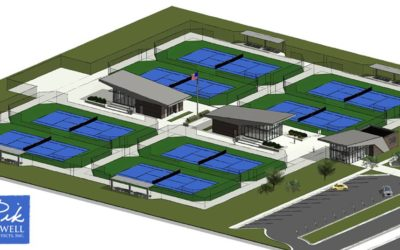 Tennis center construction to start soon