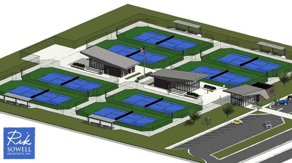 Tennis center construction to start soon