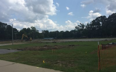 Tennis Center Construction Updates